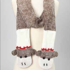 Other - Sock Monkey Scarf
